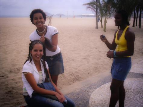 Trancinhas - Copacabana